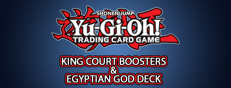 New Yu-Gi-Oh! Products!