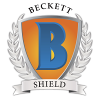 Beckett Shield Toploader 35 pt