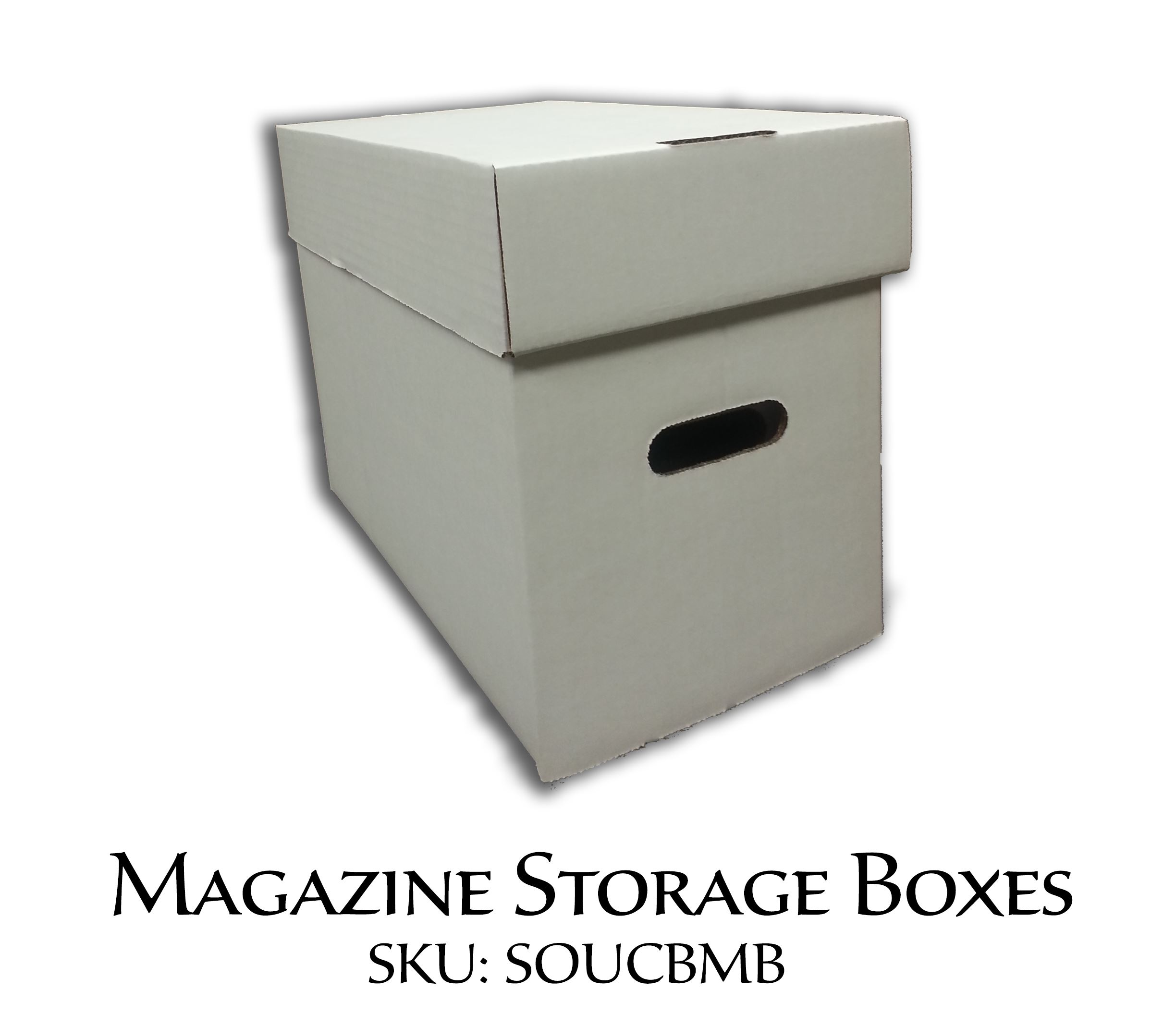 Magazine Storage Boxes Southern Hobby Supply SOUCBMB. View Larger  sc 1 st  Southern Hobby Supply & Magazine Storage Boxes - SOUCBMB | Southern Hobby Supply