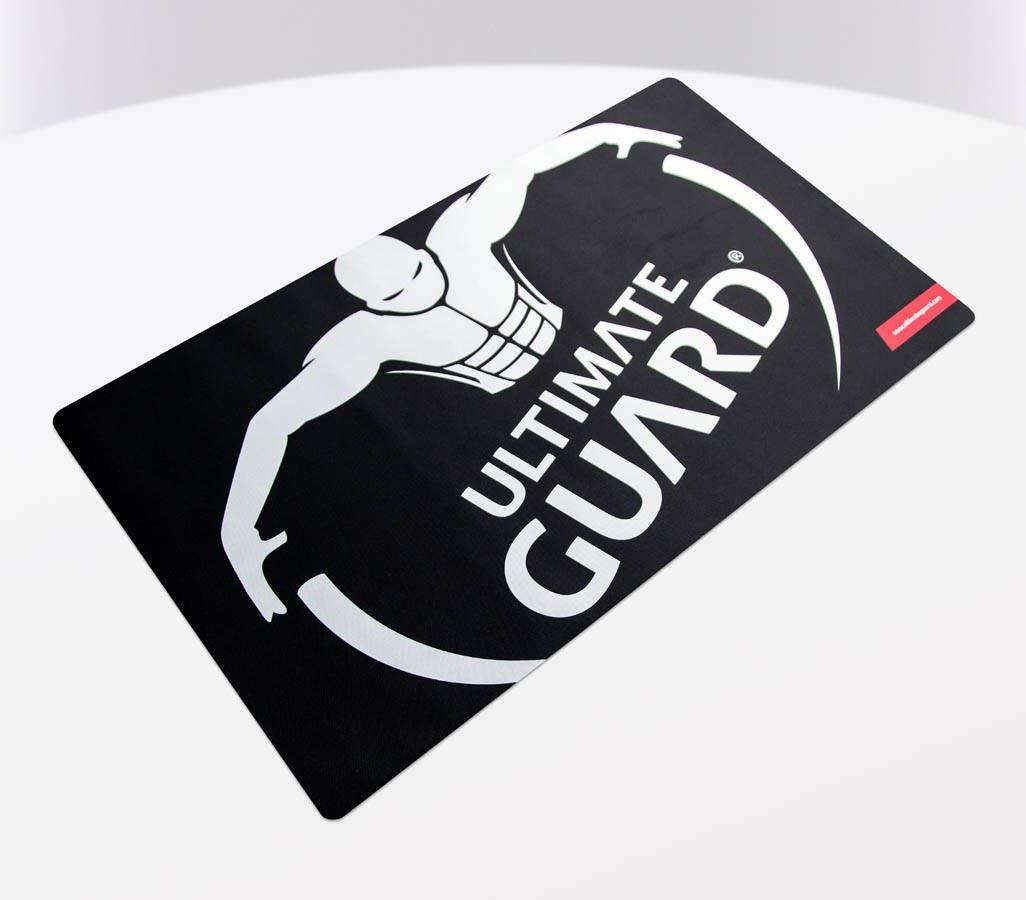 Ultimate Guard Play Mat Ug Logo Black 61 X 35 Cm