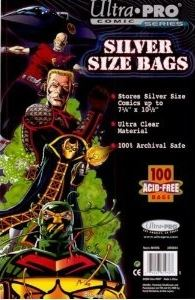 Modern Size Bags Boards Ultra Pro Comic Book Preservers Current Pack of 10
