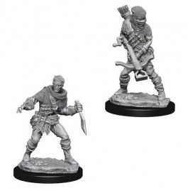 Deep Cuts Miniatures Bandits - WZK73098 | Southern Hobby Supply
