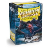 Dragon Shield 100ct Box Deck Protector Matte Black