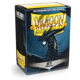 Dragon Shield Standard Matte Jet Card Sleeves 100Ct