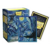 Dragon Shield 100CT Box Brushed Art Sleeves Starry Night