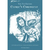 The 5th Edition Cleric&#39s Chronicle