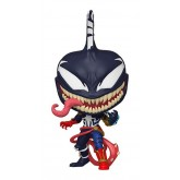Pop! Marvel: Marvel Venom S3 - Captain Marvel