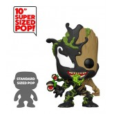 Pop! Marvel Max Venom 10 inch Groot