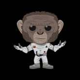 POP TV : Space Force - Marcus the Chimstronaut