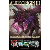 Force of Will Alice Origin III Booster