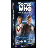 Dr. Who Time Of Daleks 5Th And 10Th Doctor Expansion