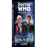 Dr. Who Time Of Daleks 2Nd And 6Th Doctor Expansion