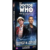 Dr. Who Time Of Daleks 7Th And 9Th Doctor Expansion