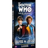 Dr. Who Time Of Daleks 3Rd And 8Th Doctor Expansion