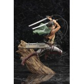 ARTFX J Eren Yeager Renewal Package ver. Attack on Titan