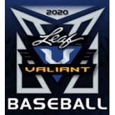 2020 Leaf Valiant Baseball
