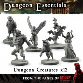 Terraincrate: Dungeon Essentials: Dungeon Creatures