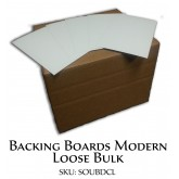 Backing Boards Modern Loose Bulk 1000 per Case