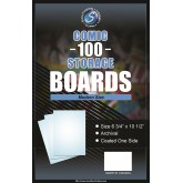 Backing Boards Modern 100-Count Packaged
