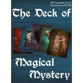Deck of Magical Mystery: Tier 2