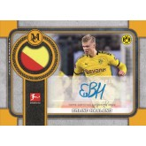 2020 Topps Bundesliga Museum Collection Soccer