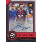 2020 Topps UEFA Champions League Museum Collection Soccer