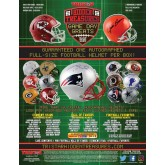 2019 Tristar HT Gameday Greats Autographed Full-Size Helmets