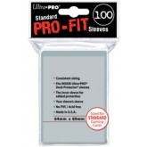 Ultrapro Pro-Fit Sleeve (Regular Size - 100 Ct)