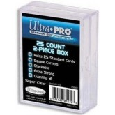 Ultra Pro 25 Count 2 Piece Storage Box