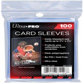 Ultrapro 2 5/8 X 3 5/8 Card Soft Sleeves