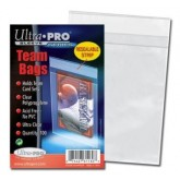 Ultrapro Resealable Team Bags (100 Pk)