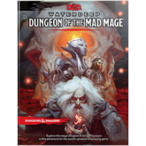 D&D Adventure Waterdeep: Dungeon Of The Mad Mage