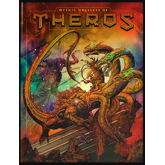 D&D 5th Edition: Mythic Odysseys of Theros Alternate Cover