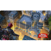 Hero Realms Playmat Fire Bomb