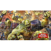 Hero Realms Playmat Rampage