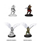 D&D Nolzur&#39s Marvelous Miniatures: Female Aasimar Fighter