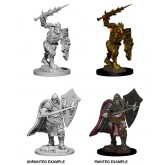 D&D Nolzur&#39s Marvelous Miniatures: Death Knight & Helmed Horror