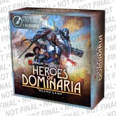 Magic The Gathering - Heroes Of Dominaria Board Game (Premium Edition)