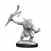 Magic the Gathering Wave 13 Unpainted Miniatures Goblin Guide & Goblin Bushwhacker