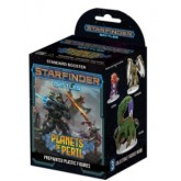 Starfinder Battles Booster Brick 8ct Planets of Peril